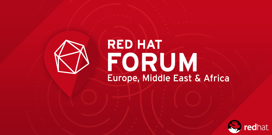 Red Hat Forum 2017